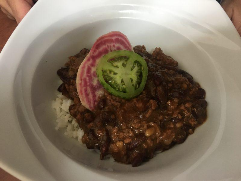 Restaurant Bistrot La-Haut Montmartre Chili Con Carne