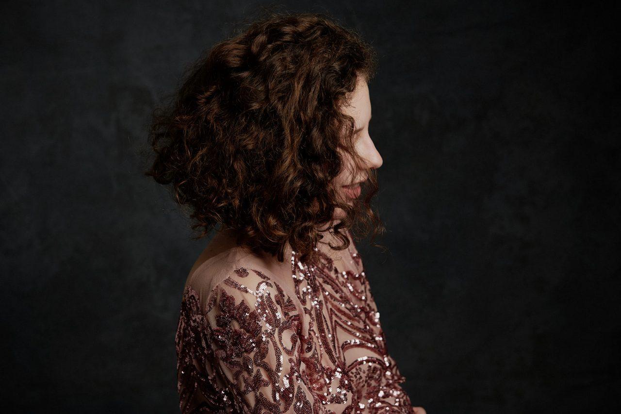 portrait, femme, adolescent, photographe, paris, montmartre, 18e