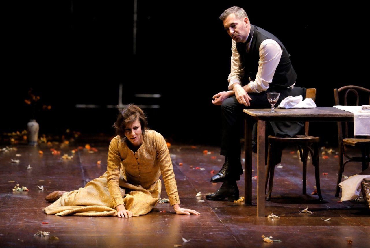 mademoiselle julie theatre