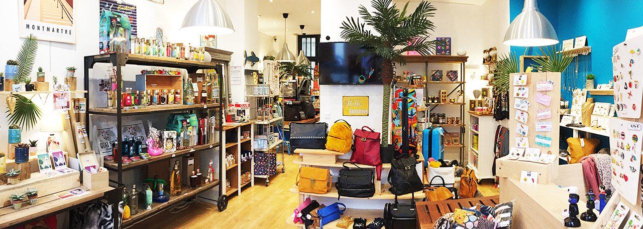 Madeleine Décoration Montmartre - Boutique déco cadeaux et déco Paris 18ème - Montmartre