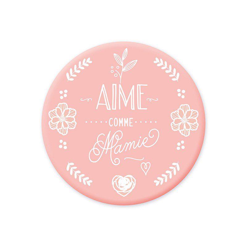 Sélection cadeau Fête des Grands-Mères - Madeleine Décoration - Magnet Mamie