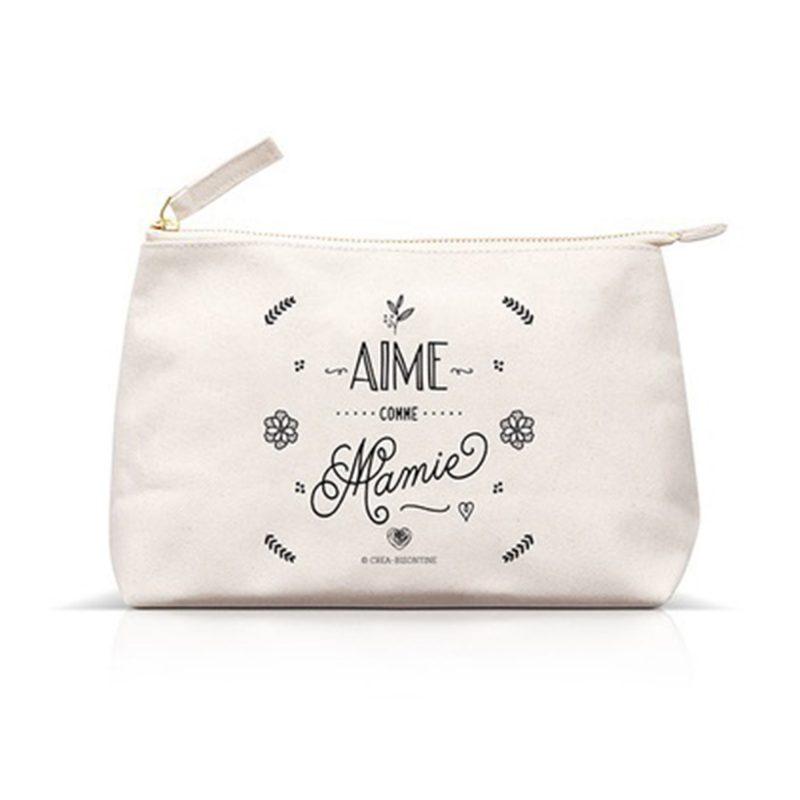 Sélection cadeau Fête des Grands-Mères - Madeleine Décoration - Pochette Mamie