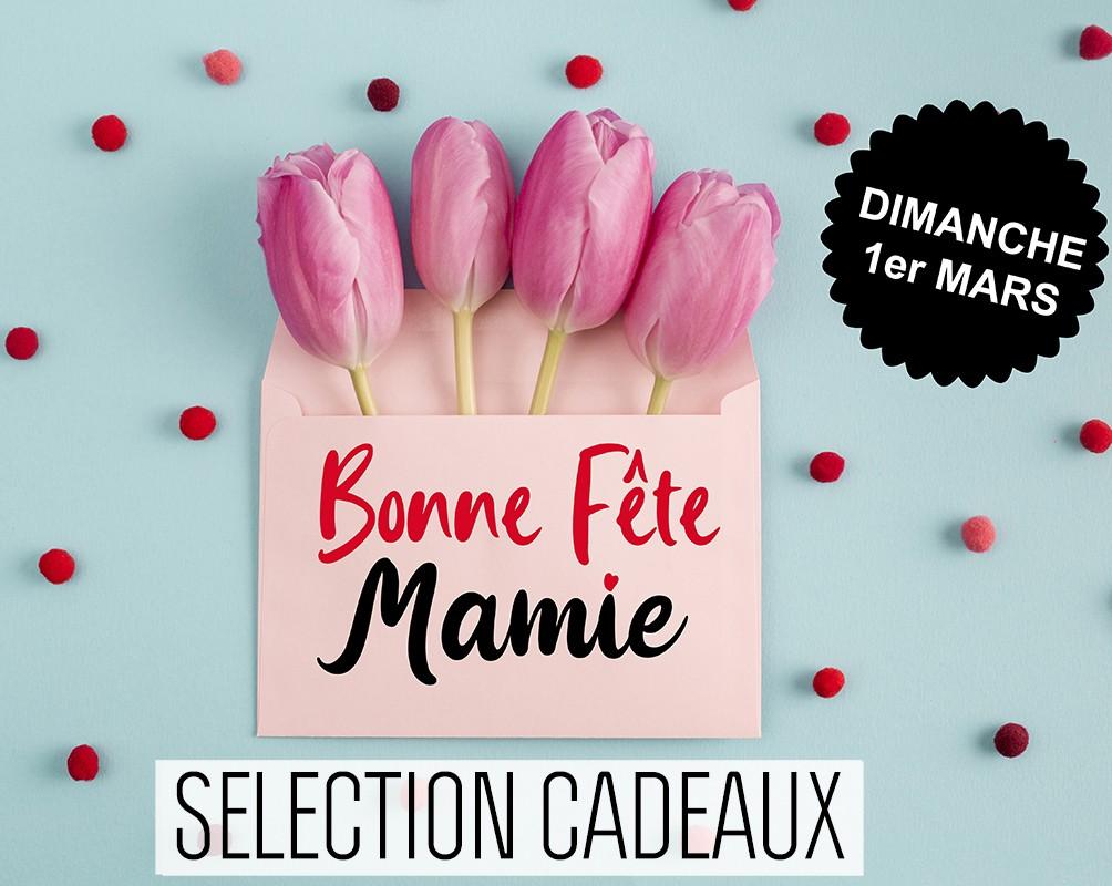 Sélection cadeau Fête des Grands-Mères - Madeleine Décoration